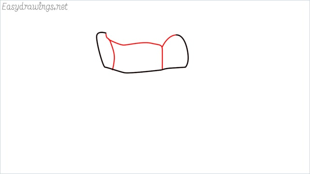 how to draw a rose step (2)
