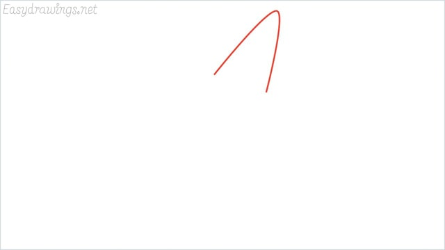 how to draw a starfish step (1)