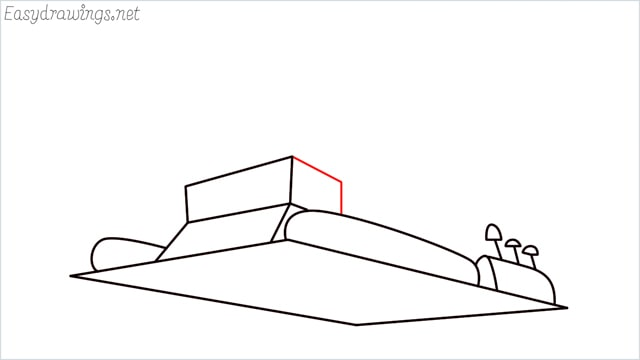 how to draw a time machine step (10)