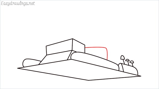 how to draw a time machine step (11)