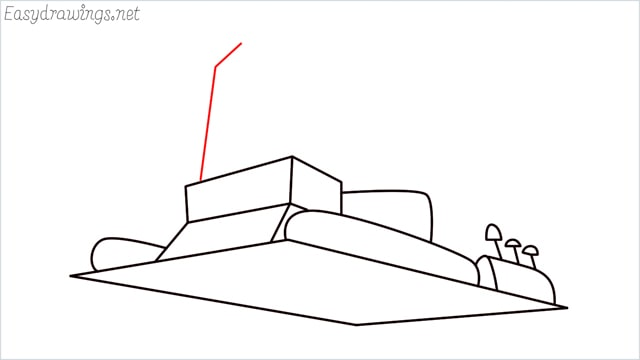 how to draw a time machine step (12)