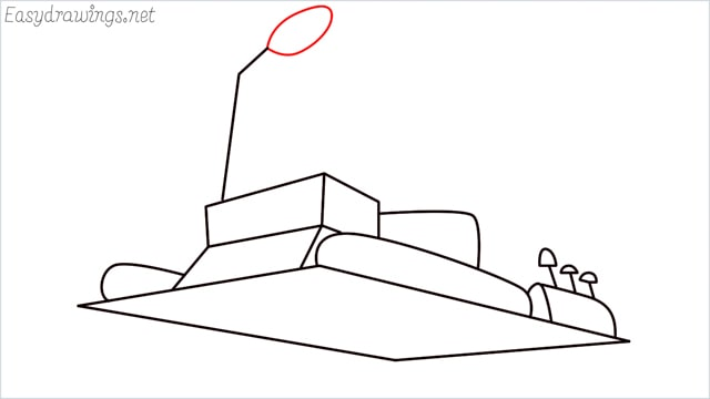 how to draw a time machine step (13)