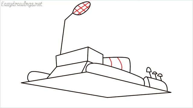 how to draw a time machine step (14)
