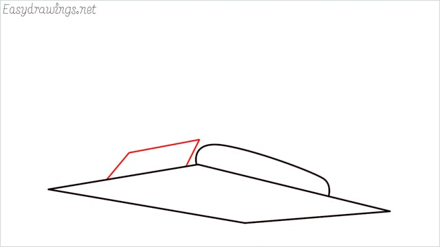how to draw a time machine step (3)