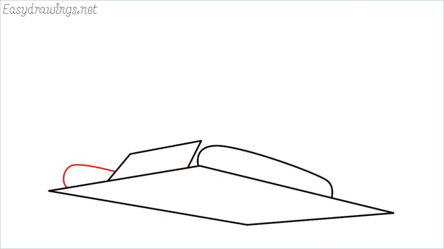 how to draw a time machine step (4)