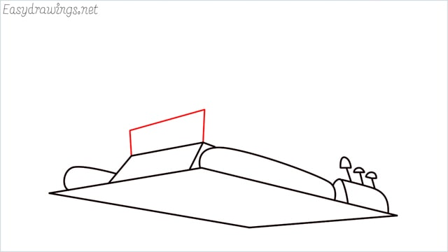 how to draw a time machine step (9)