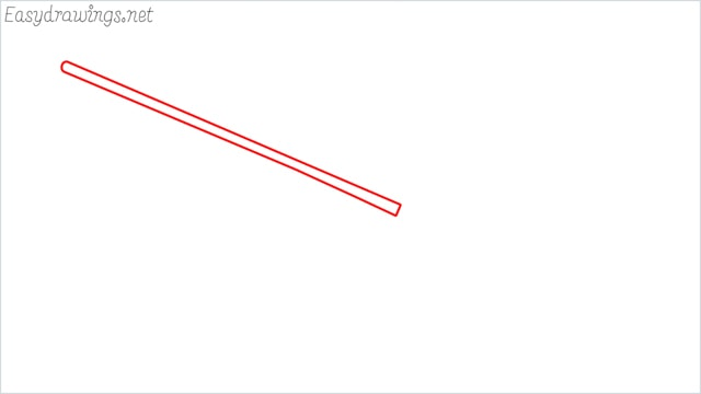 how to draw a witch broom step (1)