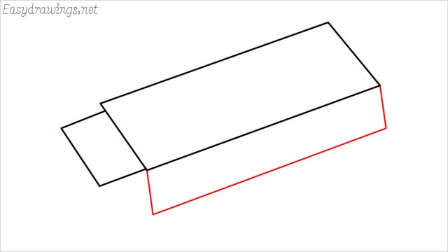 how to draw an eraser step (3)