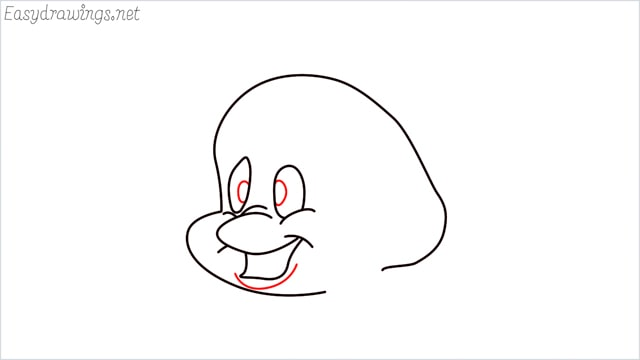 how to draw flounder step (7)