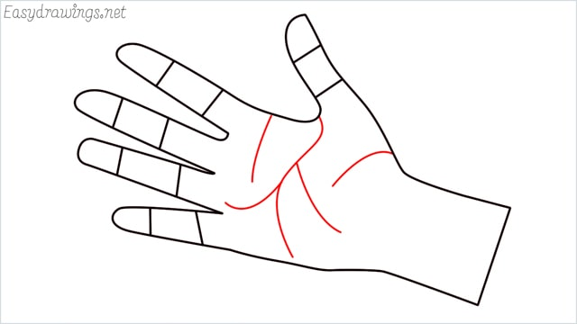 how to draw hands step (8)