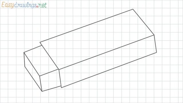 Eraser grid line drawing