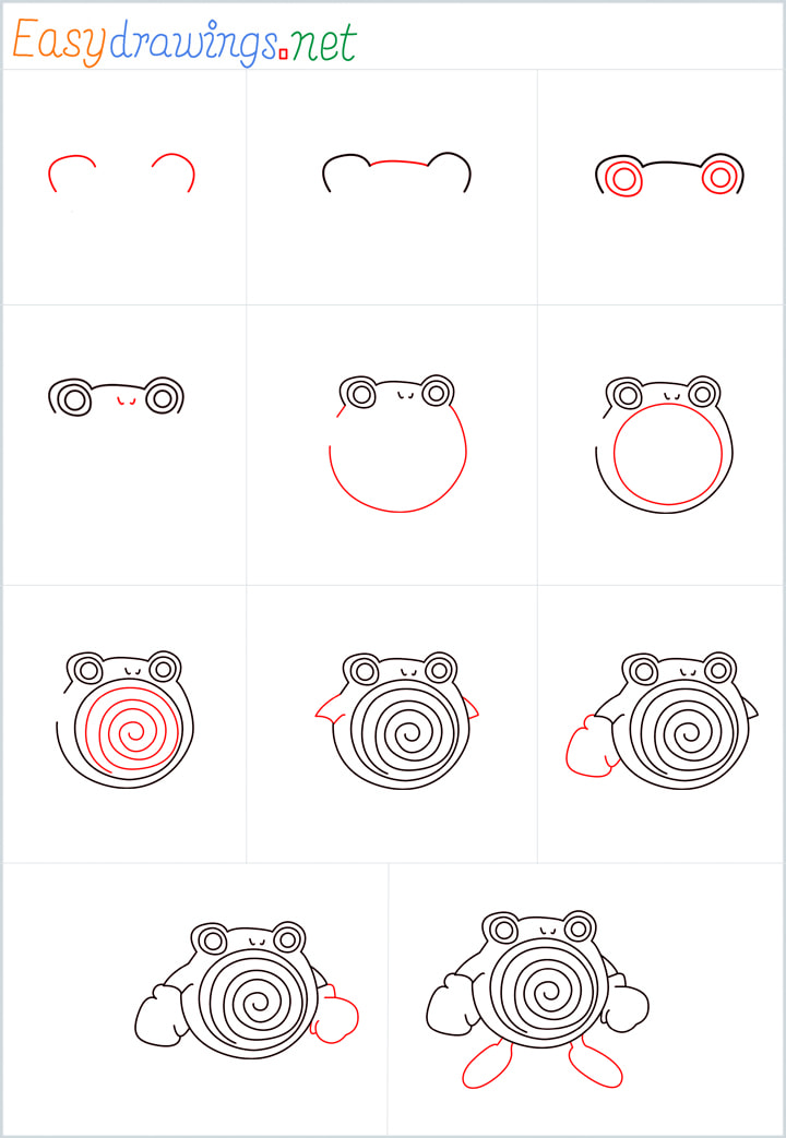 Overview added for Poliwhirl drawing