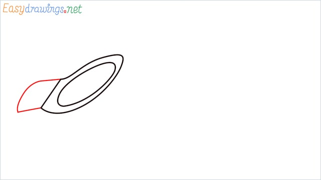 How to draw a lemon squeezer step (3)
