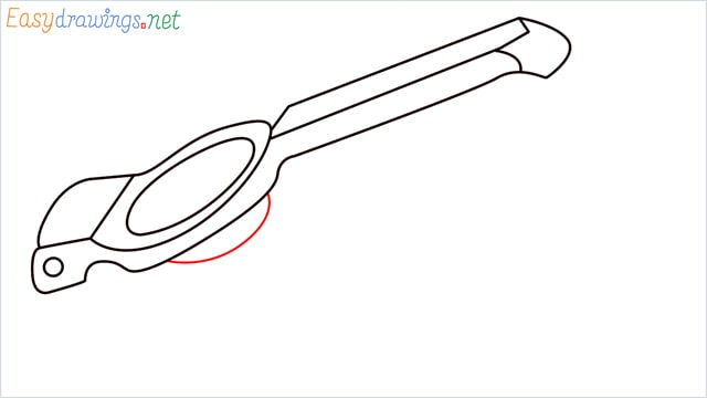 How to draw a lemon squeezer step (7)