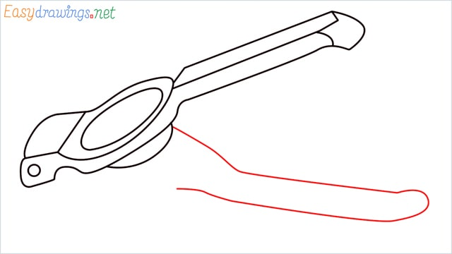 How to draw a lemon squeezer step (8)