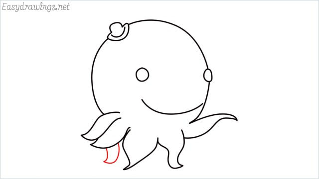 how to draw a Oswald step (8)