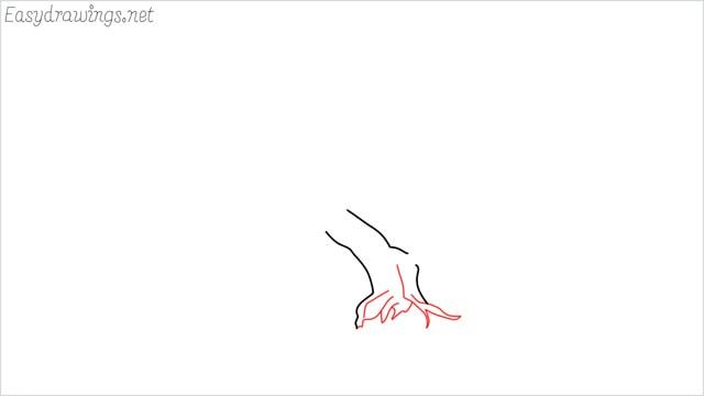 how to draw a bonsai tree step (2)