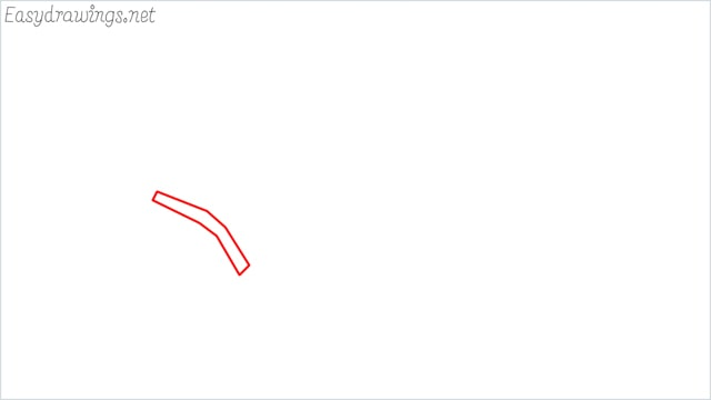 how to draw a horse head step (1)