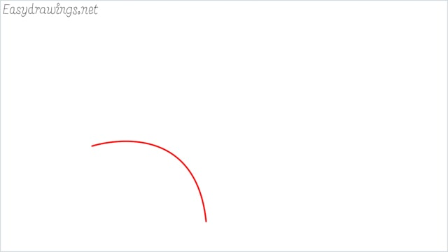 how to draw a little bush step (1)