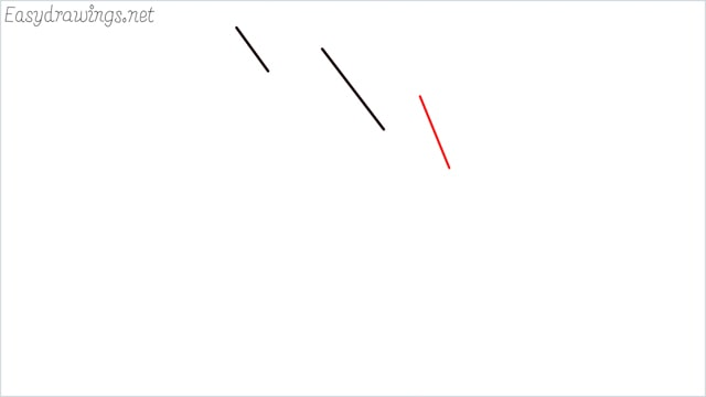 how to draw a simple leaves step (3)
