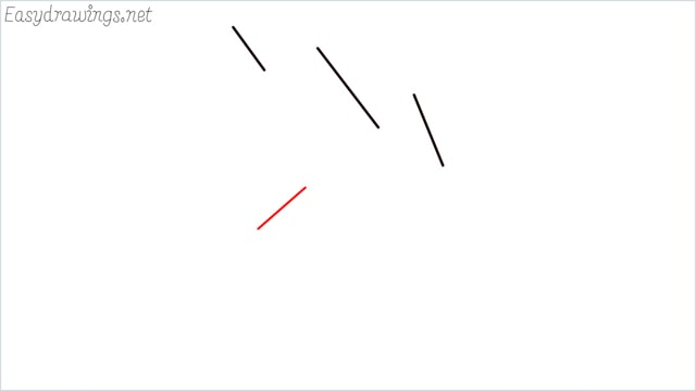 how to draw a simple leaves step (4)