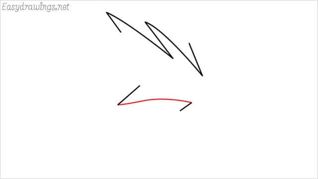 how to draw a simple leaves step (8)
