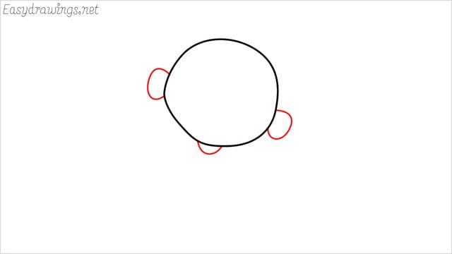 how to draw jack jack step (2)
