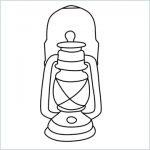 lantern drawings