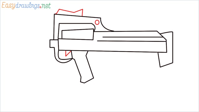 how to draw a groza gun step (8)