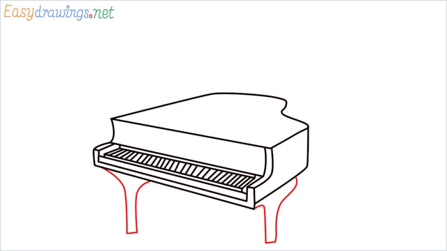 how to draw a piano step (9)