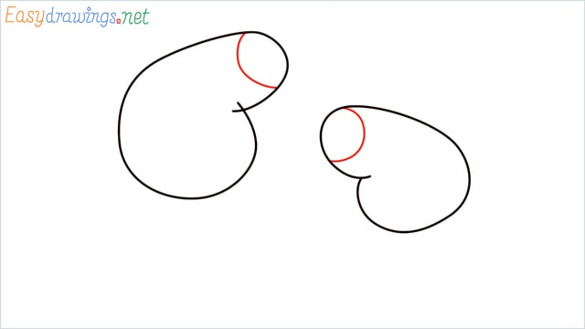 how to draw peppa pig step (3)