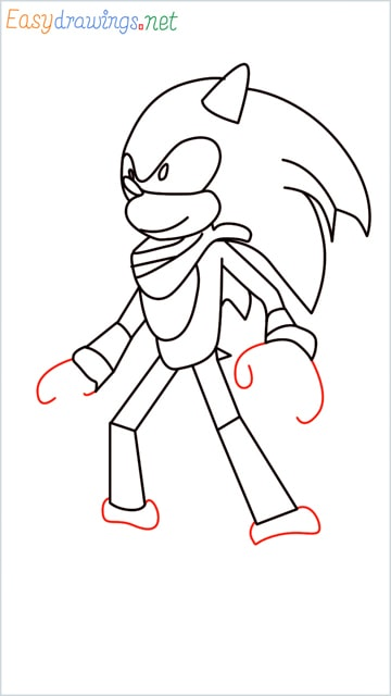 how to draw sonic the hedgehog step (13)