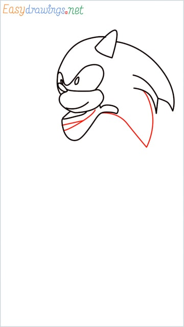 how to draw sonic the hedgehog step (7)