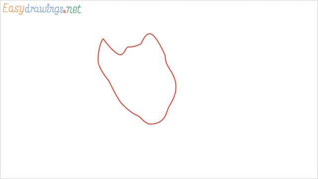 how to draw the joker step (1)