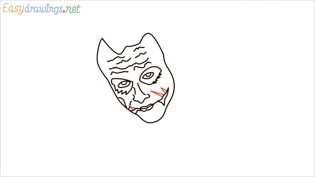 how to draw the joker step (10)