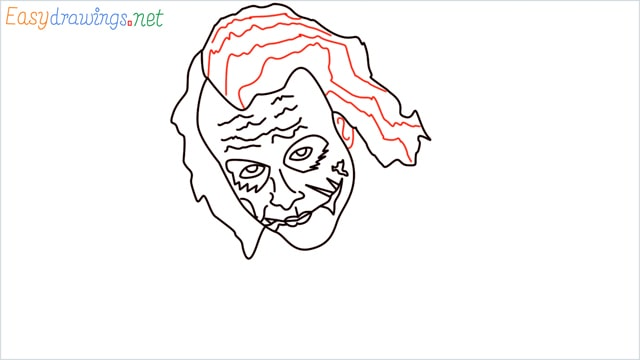 how to draw the joker step (14)
