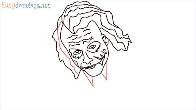 how to draw the joker step (15)