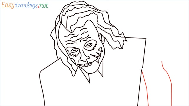 how to draw the joker step (17)
