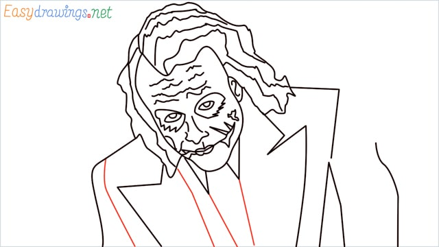 how to draw the joker step (19)