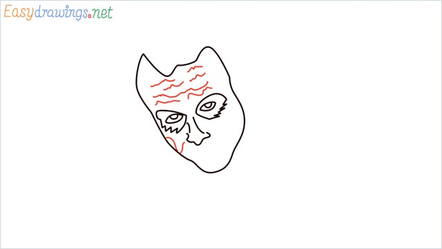 how to draw the joker step (6)