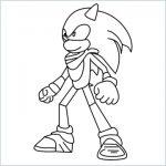 sonic boom drawing