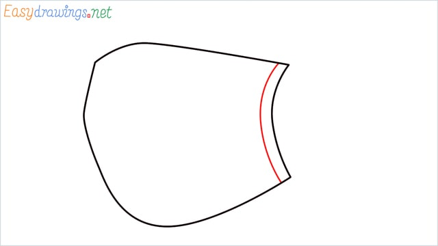 How to draw Mask step (4)