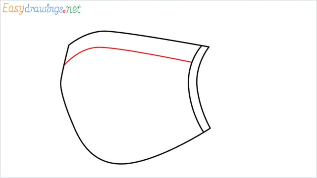 How to draw Mask step (5)