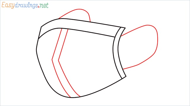 How to draw Mask step (6)