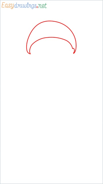 How to draw Super Mario step (1)