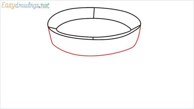 how to draw a flower pot step (4)