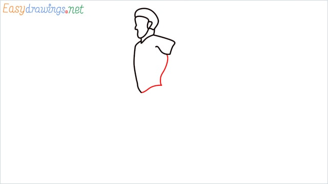 how to draw a runner step (6)