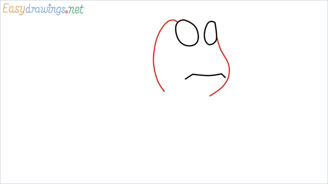how to draw upchuck step (2)
