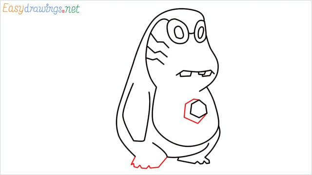 how to draw upchuck step (8)