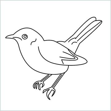 lark drawing